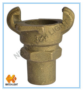 Brass Bsp Female Thread Air Hose Coupling pictures & photos