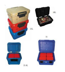 Durable Cooler Box, Ice Box, Top Loading Insulated Food Box pictures & photos