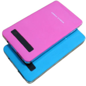 New Style Ultra-Thin Mobile Power Bank Protable Unversal Charger