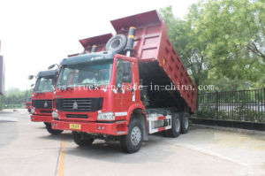 HOWO Series Dump Truck (ZZ3257N4147C1/N1WA) pictures & photos