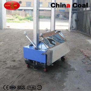 Hy 2014b 25mm Wipe Thickness Wall Rendering Machine pictures & photos