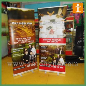 Rollup Banner Stand, Roll up Banner Stand for Advertising (TJ-004) pictures & photos
