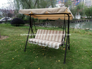 3 Seat Garden Swing Chair pictures & photos