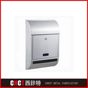 Novel Design Beautiful Bush Surface Treatment Mailbox pictures & photos