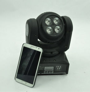 Double Face LED Moving Head 4-in-1 Spot Light pictures & photos
