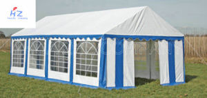 Two Color 5X10m Auto Tent for Car Tent Outdoor Tent Garden Gazebo Sun Gazebo for Auto Tent pictures & photos