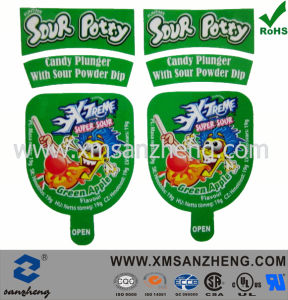 New Design Candy Packaging Label Sticker (SZXY153) pictures & photos