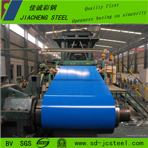 China Good Quality PPGI Steel Production for Roof Sheet pictures & photos