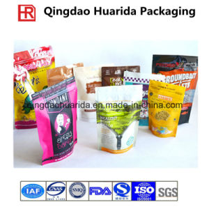 Food Grade Laminate Plastic Packaging Bag for Nuts and Coffee pictures & photos