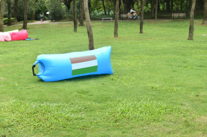 Factory Wholesale Customize Inflatable Lounger with Headrest