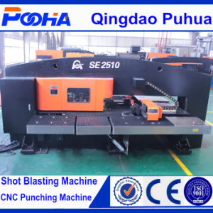 High Configuration Servo Driven Se-2510 CNC Turret Punching Machine pictures & photos