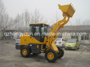 South America 1.2ton Mini Wheel Loader Zl12f pictures & photos