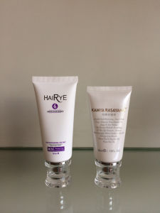 50ml Plastic Tube for Cosmetic with Screw Cap pictures & photos