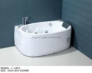 Single Person Jacuzzi Bathtub (C-1803) pictures & photos
