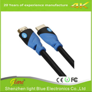 HDMI 2.0V Cable Support 4k*2k/60Hz Blue/Black Color pictures & photos