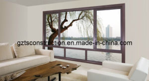 Thermal Break Aluminum Casement Window with ISO9001 pictures & photos