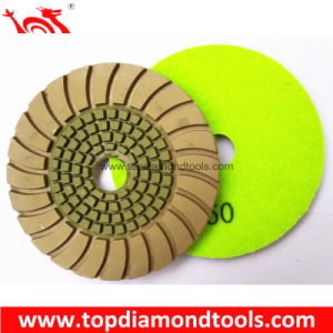 Sunny Shape Diamond Polishing Pads pictures & photos