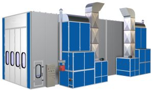 Customized Good Price Bus Spray Booth for Sale pictures & photos