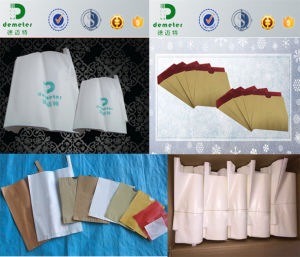 Wax Coated Brown White Fruit Growing Paper Bag Manufacturer in China pictures & photos