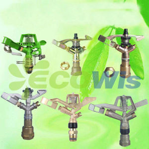 Brass Impact Rotary Swivel Sprinkler Producer China pictures & photos