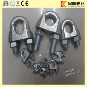 DIN 741 Malleable Wire Rope Clip, Zp pictures & photos