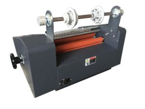 360h Hot Cold Laminator, Small Laminator, Home Cold Laminating Machine pictures & photos