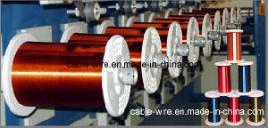 Uew Class 155 Polyurethane Enamelled Round Copper Wire UL Certificate