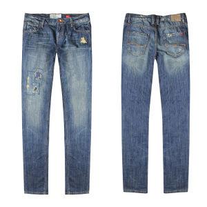 Women Leisure Skinny Denim Fashion Jeans