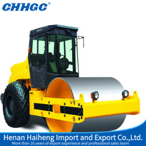 Factory Supply Mechnical Vibratory 12t Single Drum Road Roller pictures & photos