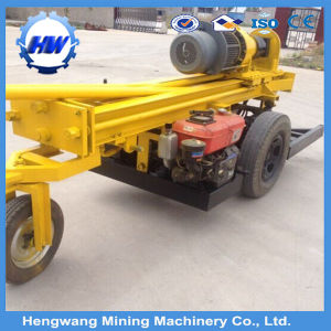 DTH Hammer Air Compressor Hydraulic Hard Rock Drilling Machine (HQZ-155) pictures & photos