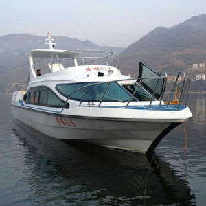 40seats FRP Material Fast Crew Boat/Ferry Boat for Sale pictures & photos