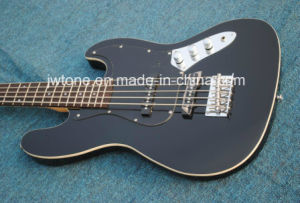 String Through Body 5 String Pi Jag Electric Bass Guitar pictures & photos