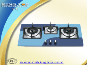 Marbel Panel Embedded Gas Stove