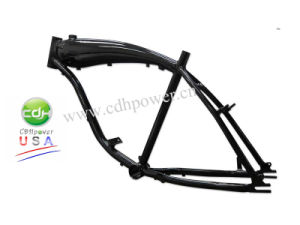 80cc Motorized Gas Tank Built Bicycle Frame/Petrol Bicycle Engine Kit/Motorcycle Kit pictures & photos
