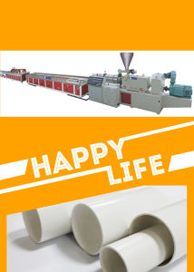 Plastic Extruder /PVC Pipe Extruder Machine/PVC Extrusion pictures & photos