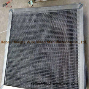 High-Carbon Steel Vibrating Screen Mesh for Quarry Aggregate and Stone pictures & photos