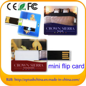8GB Credit Card USB Flash Drive (EC001) pictures & photos