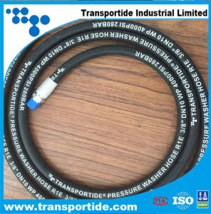 Rubber Hydraulic Hose SAE100 R13 Made in China pictures & photos