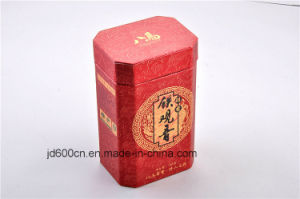 Irregular Box/Nice Tea Caddy/Customized Tea Box with Printing Logo pictures & photos