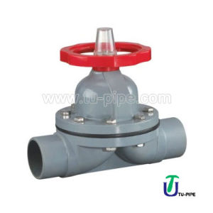 CPVC Diaphragm Valves DIN pictures & photos