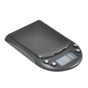 Pocket Scale with Blue Backlight (HP124) pictures & photos