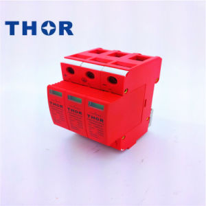 40ka Surge Arrester Lightning Protector Surge Protector for CE pictures & photos