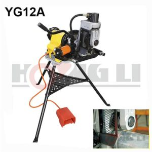 Hydraulic Roll Grooving Machine with High Efficiency (YG12A) pictures & photos