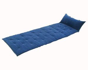 PVC Flat Mat with Built-Pump Pillow pictures & photos