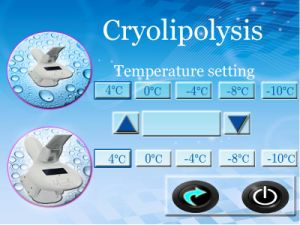 RF Slimming Equipment Cavitation Weight Loss Fat Freezing Zeltiq Cryolipolysis pictures & photos