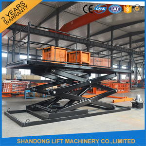 Hot Sale Scissor Car Lift/Auto Elevator/Car Parking Lift pictures & photos