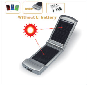 Mobile Solar Charger With No Battery