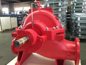 Horizontal Single Stage Split Casing Industrial Pump pictures & photos