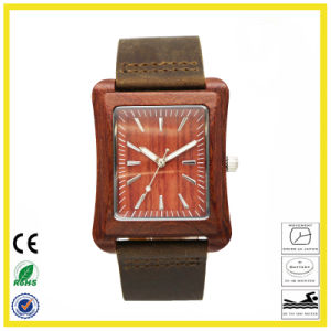 Fashion Wood Watch with Waterproof
