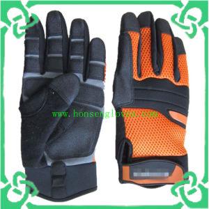 Mechanical Gloves in Work Glove